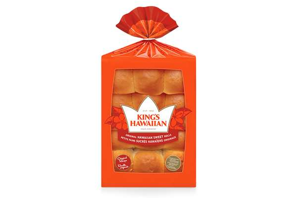 KING'S HAWAIIAN® || 12-Pack Dinner Rolls