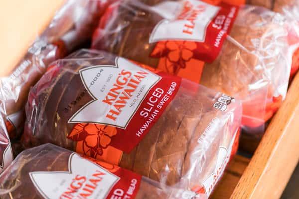 KH Sliced Bread