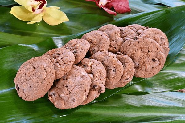 COOKIE BAG || Chocolate Chip Macadamia Nut Cookies