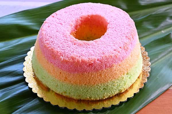 Paradise Bundt Cake