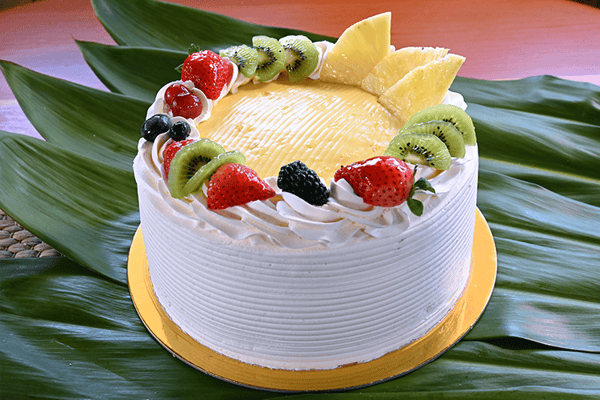 Pineapple Tres Leches