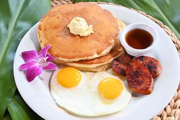 Pancake Combination