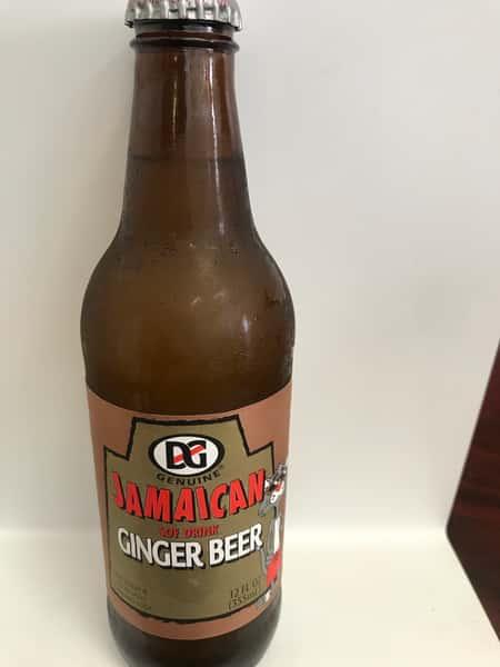 D&G Ginger Beer