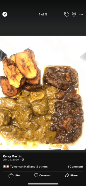 Oxtails & Curry Goat
