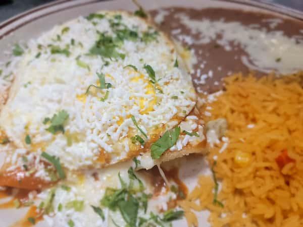 Enchiladas Campesinas