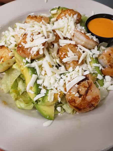 Baja Shrimp Salad (2)
