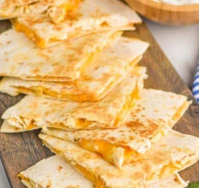 JOSE'S SUPER CHEESE ONLY QUESADILLA