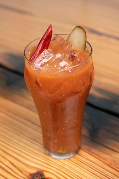 Park-Made Bloody Mary