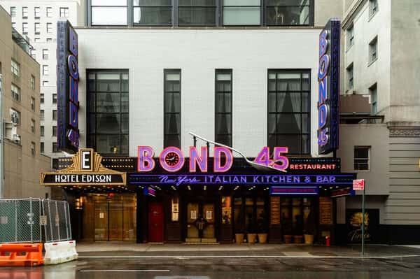 Bond 45 building