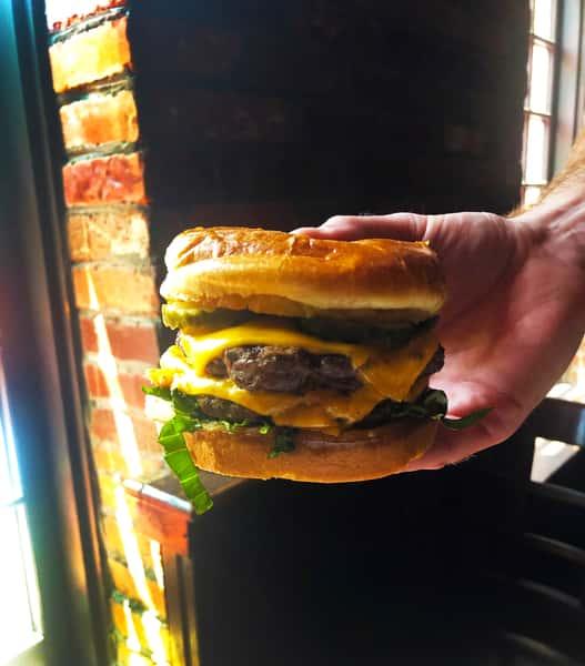 Anchor Burger*