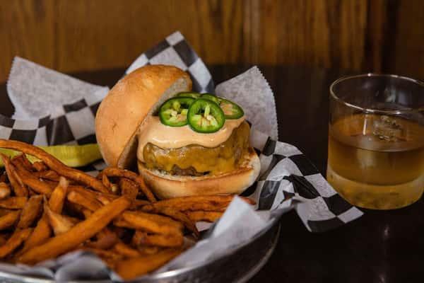 Bourbon & Burger Wednesday