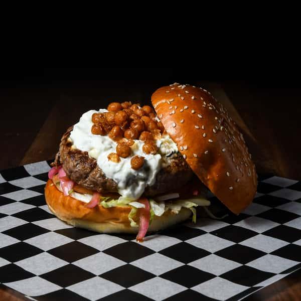 Greek Burger