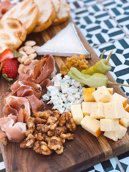 Cheese & Charcuterie