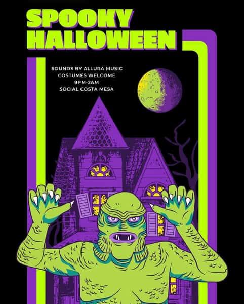 Social Halloween