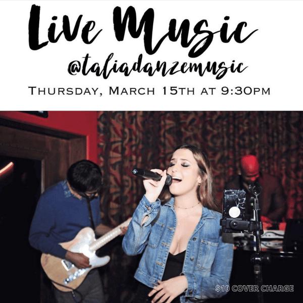 Live! music
