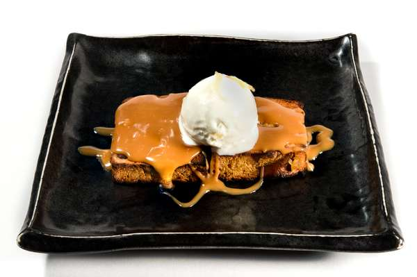 Ginger Bread Pudding