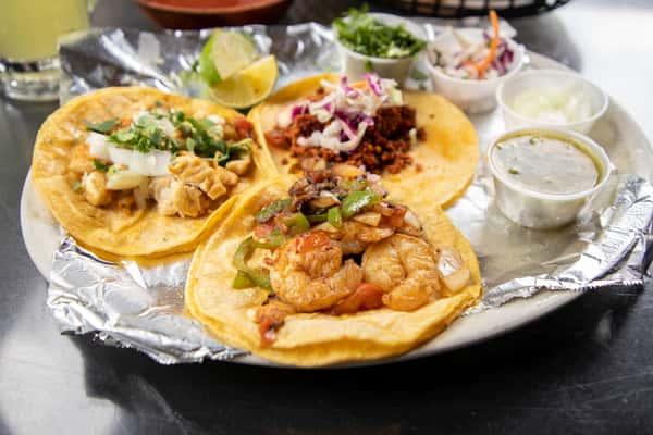 Camaron Taco