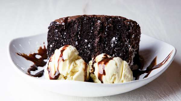 Outrageous Chocolate Cake