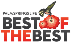 palm-springs life best of the best award