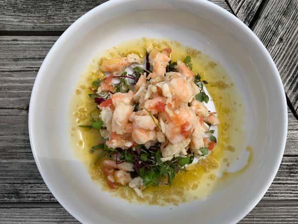 Shrimp & Crab Ceviche