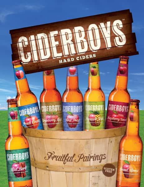 Ciderboys Variety
