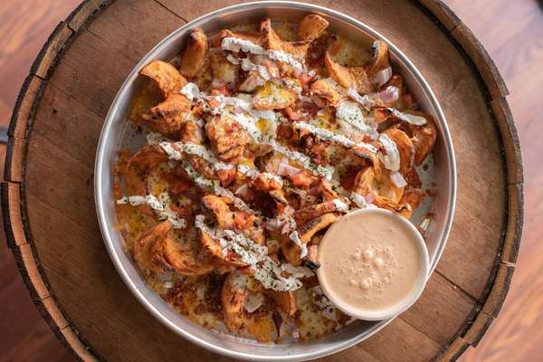 Loaded Goose Fries