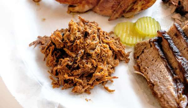 pulled bbq