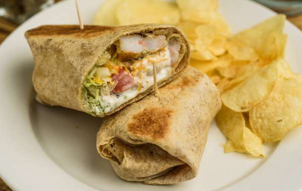 Traditional Wrap
