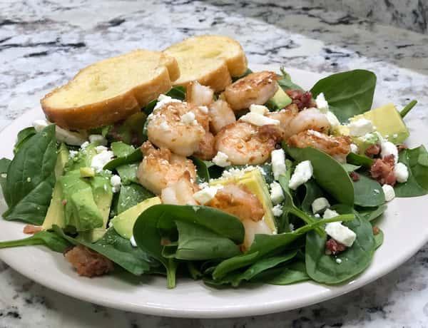 Spicy Shrimp & Avocado