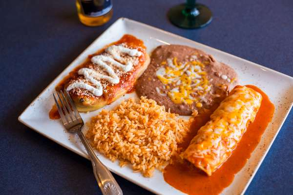 Authentic Chile Relleno