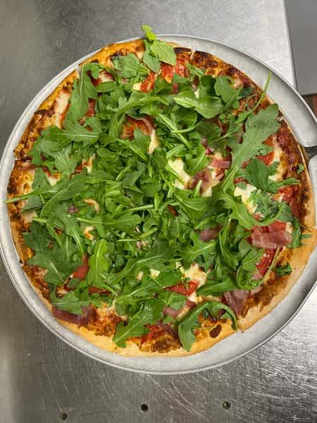 Sammy Flatbread Pizza