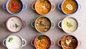 Soup Seasonal Selection