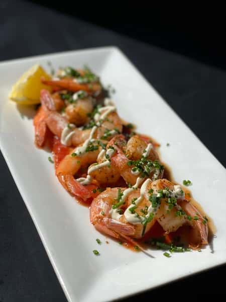 Spanish Shrimp Cocktail