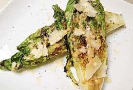 Grilled Cesar Salad