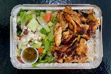 Chicken Shawarma ORS