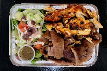 Combination Gyro & Chicken ORS