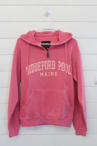 Pink Sweatshirt, Hooded