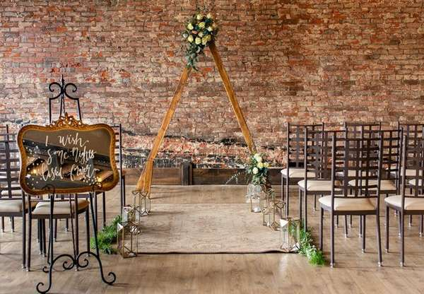 Wedding Altar