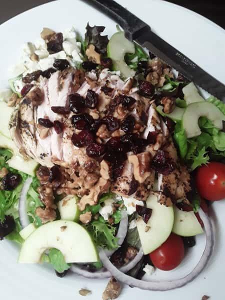 Chicken & Apple Salad