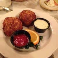 fried crabcakes
