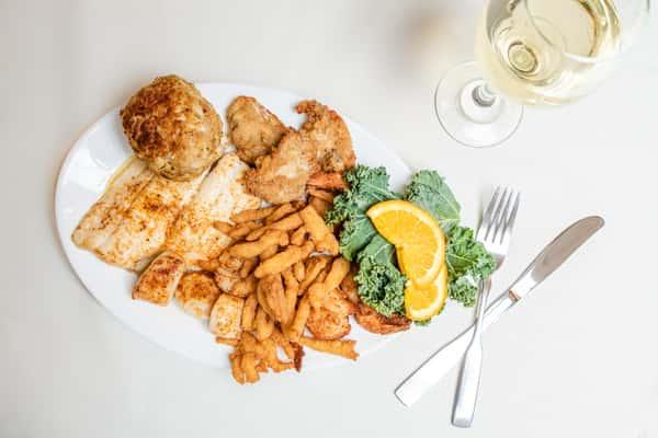 Assorted Seafood Platter