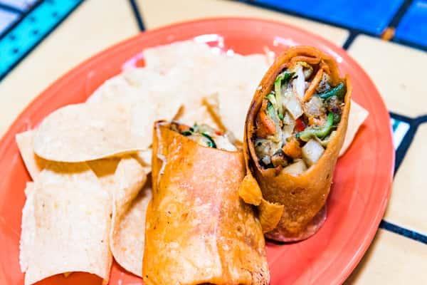 Chipotle & Potato Burrito