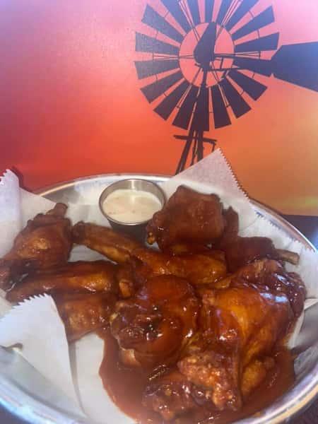 *Chicken Wings (6)