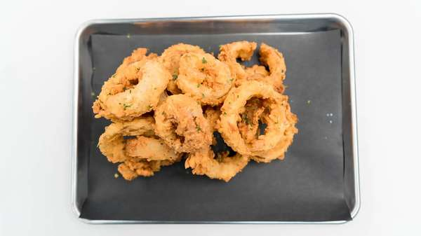 Onion Rings - House Made