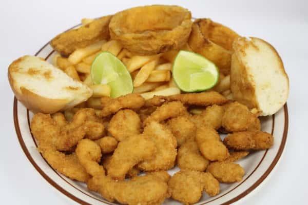 21 Shrimp Dinner