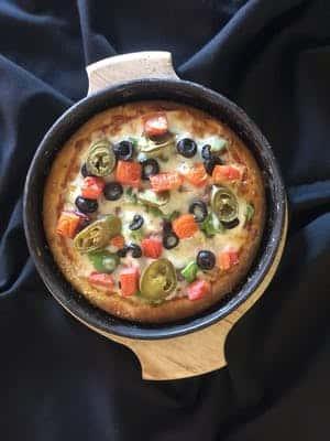 All Veg Pizza