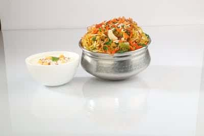 special vegetable pulao