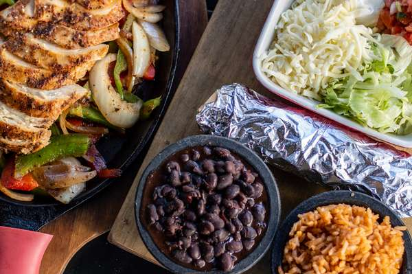 Chicken Breast Fajitas