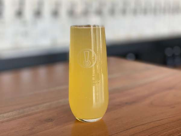 Mimosa By the Glass