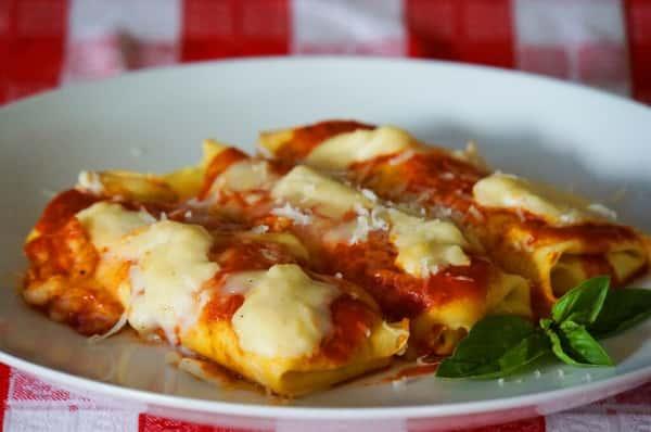 Cannelloni Di Casa